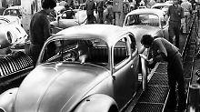 Brasilianische Militärdiktatur: VW verfolgte offenbar Regimegegner