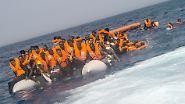 Kritik an Schulz' Warnung: Flüchtlingspolitik erreicht den Wahlkampf