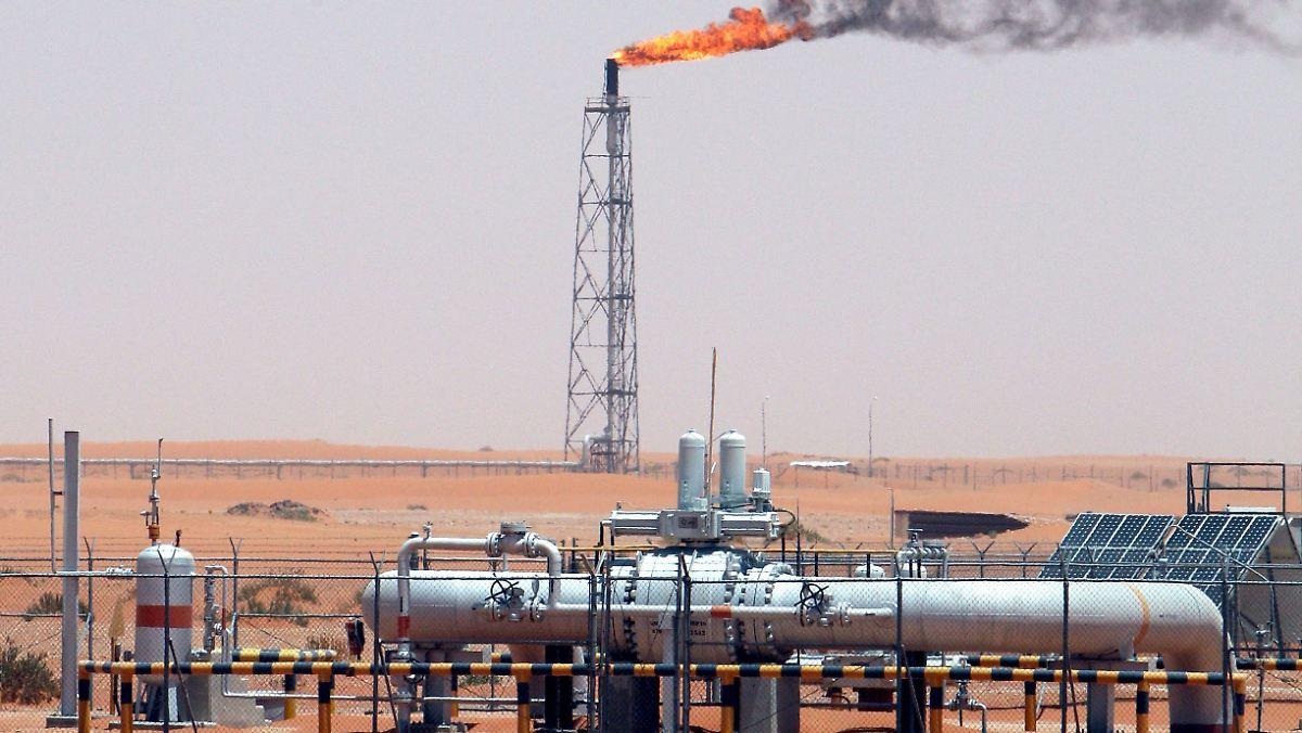 Die Zeichen stehen auf sinkende Ölpreise