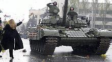 Das Schuljahr beginnt: Neuer Anlauf für Waffenruhe in Ostukraine?