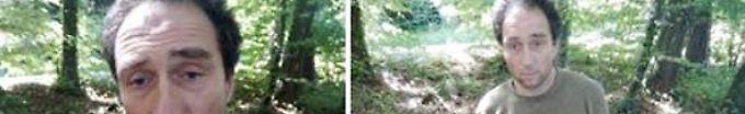 Der Tag: 10:32 Spürhunde suchen nach Kettensägen-Angreifer