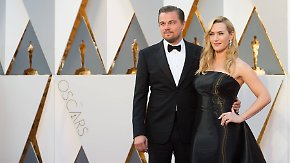 Promi-News des Tages: Leonardo DiCaprio und Kate Winslet versteigern sich selbst