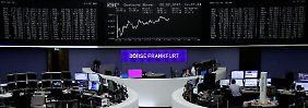 Der Börsen-Tag: 17:49 Starker Euro hält Dax-Gewinne in Grenzen