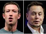 Zoff über künstliche Intelligenz: Musk legt sich mit Zuckerberg an