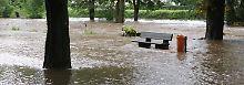 Bilderserie: Es regnet und regnet und regnet