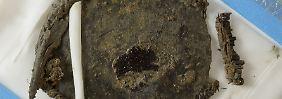 Fundsache aus der Bronzezeit: 4000 Jahre alte Proviantbox in den Alpen