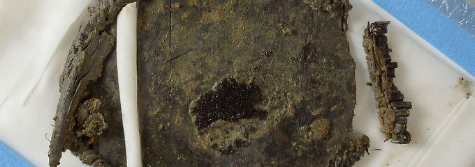 Körner wie heute im Vollkornbrot: Forscher finden 4000 Jahre alte Proviantbox