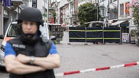 Mit Armbrüsten bewaffnet: Schweizer Polizei fasst Kettensägen-Angreifer