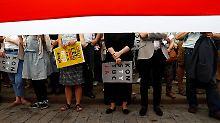 Wegen umstrittener Justizreform: EU droht Polen mit Entzug des Stimmrechts