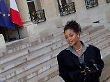 Stargast im Elysée-Palast: Rihanna trifft Emmanuel Macron