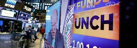 Leitzins bleibt unverändert: Fed kündigt Verkleinerung ihrer Bilanz an