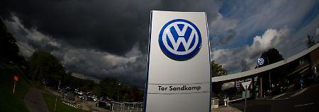 Aufsichtsrat informiert: VW hält Treffen mit Konkurrenz für normal