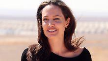 """""""Eine gute Hausfrau sein"""": Kinder drängen Jolie zu Kochkurs"""