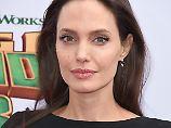 Der Tag: Angelina Jolie litt an Gesichtslähmung