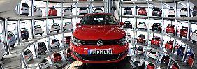 Aufwärtstrend nach Dieselskandal: Volkswagen kann Gewinn kräftig steigern