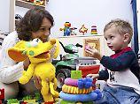 Mehr Kinder in Kitas: Fast 300.000 Betreuungsplätze fehlen