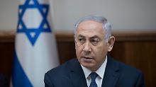 """""""Sollte nie wieder lächeln"""": Netanjahu fordert Todesstrafe für Terroristen"""