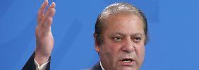 """""""Panama Gate"""" in Pakistan: Gericht entlässt Ministerpräsident Sharif"""