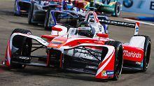 Nick Heidfeld ist bereits vor Jahren von der Formel 1 in die Elektro-Rennserie umgestiegen.