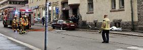 Keine Anzeichen für Terrorakt: Auto rast in Helsinki in Menschenmenge