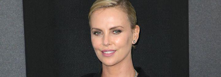 Promi-News des Tages: Charlize Theron verrät Details über ihr Sexleben