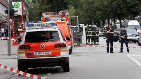 Messerattacke in Hamburger Supermarkt: Motiv des polizeibekannten Islamisten noch unklar
