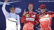 """""""Auto läuft, die Leute jubeln"""": Vettel genießt perfekte Ungarn-Pole"""