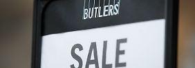 Erhalt von 74 Filialen?: Butlers hofft auf Rettung
