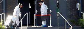 Täter holte Maschinenpistole: Ermittler in Konstanz untersuchen Tatwaffe