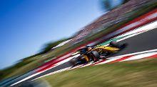 Der Sport-Tag: Formel 1: Renault verpflichtet Geheimnisträger