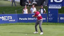 Der Sport-Tag: Star-Golfer liefern sich dramatisches Finish