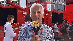 """Christian Danner zur Formel 1: """"Hamilton ist Ferrari unglaublich nah auf den Fersen"""""""