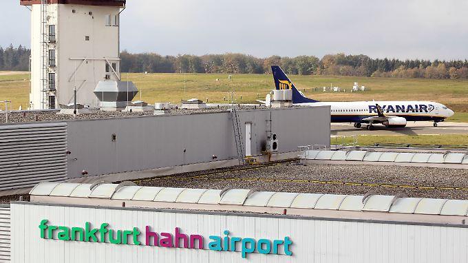 Ryanair fährt sein Angebot in Hahn seit Jahren zurück.
