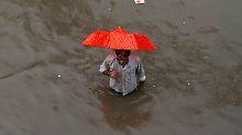Unwetter in Indien: 21 Tote durch Blitzschläge