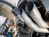 Nachrüstung der Diesel-Hardware: Politik kommt Autobranche wohl entgegen