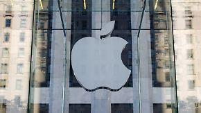 Wohin mit dem ganzen Geld?: Apple beeindruckt mit satten Gewinnen