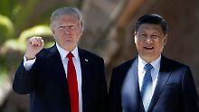 Handelsstreit vor Eskalation?: Trump erwägt Sanktionen gegen China