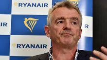 Fehlendes Abkommen nach Brexit: Ryanair befürchtet Störungen im Flugverkehr