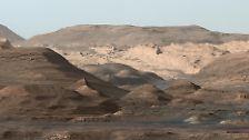 """""""Ich bin ein Gewinner"""": Mars-Rover Curiosity landete vor fünf Jahren"""