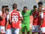 René Adler ist die neue Identifikationsfigur beim FSV Mainz 05.
