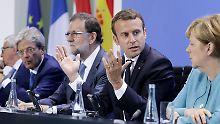 Schlusslicht beim Wachstum: Südliche Euroländer hängen Deutschland ab