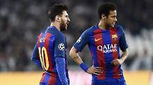Der Sport-Tag: FC Barcelona reicht Millionenklage gegen Neymar ein
