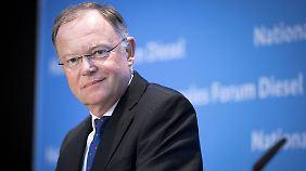 """""""Kritik an VW ist unverändert geblieben"""": Weil verteidigt umstrittene Regierungserklärung"""