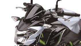 Die Z650 ist ab 6700 Euro zu haben.