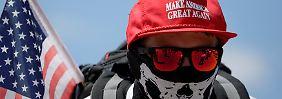 """US-Politologe im Interview: """"Die Alt-Right hielt immer zu Trump"""""""