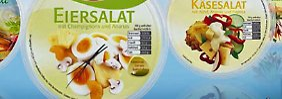 Fipronil-Eier verarbeitet: Hersteller ruft Salate zurück