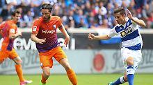 Frust und Dusel in der 2. Liga: MSV frustriert Bochum, Braunschweig siegt
