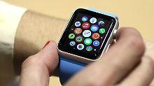 Chip für LTE-Verbindung: Apple Watch soll bald Mobilfunk können