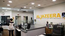 """""""Sender stachelt zu Gewalt an"""": Israel will Al-Jazeera-Büro schließen"""