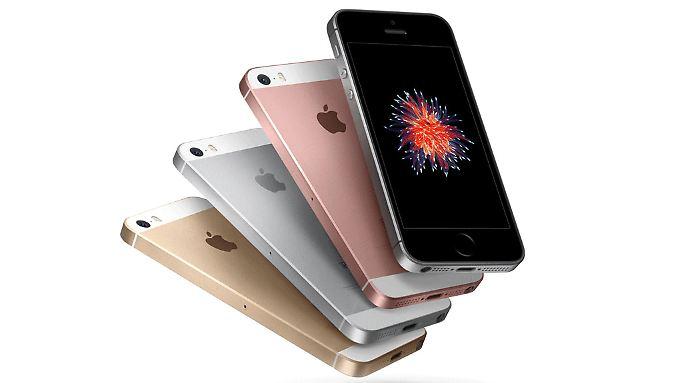 iPhone SE: Apple Kleinstes soll eine Neuauflage bekommen.